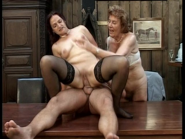 two german mature sex