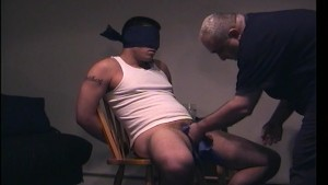 serviced for the blindfolded - Manhandle Media