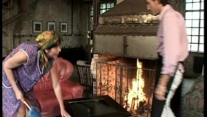 fucking the maid by the fire