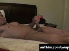 Picture Straight Guy Jerks On Cam