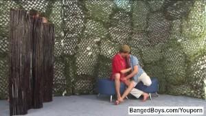 3 Boys Fuck Another Boy