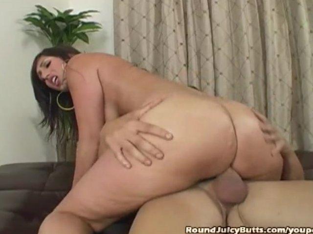 plump butt