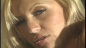 Sexy blonde fucks and sucks her husband
