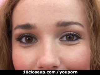 19YO Britneys Natural Boobs Examined Up Close