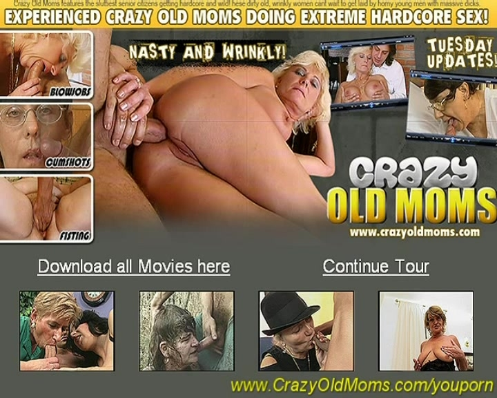 crazy mature needs hard