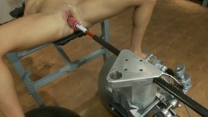 21yo hot newcomer, BilliAnn workouts with machines