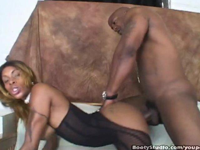 Huge Black Cock Hard Fuck