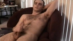 Hot hairy cock patch (CLIP)