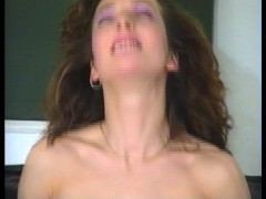 - Lots of cum cums out o...