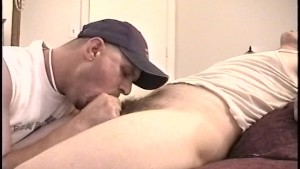 Love the taste of salty cum  (CLIP)