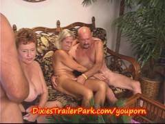 A TRAILER PARK Swingers Party