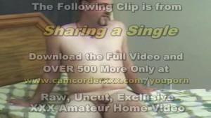 Amateur XXX Home Video