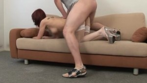 HOt blowjob by a sexy chick