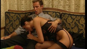 Compilation of couples and a threesome