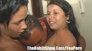 Braziian Orgy FreakFest in RIo
