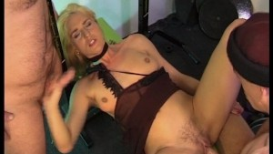 Horny MILF gets a real hard workout