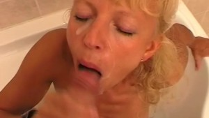 Lusty milf need's a dick in is mouth