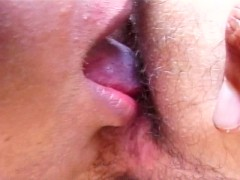 Picture Two guys pop loads on each other