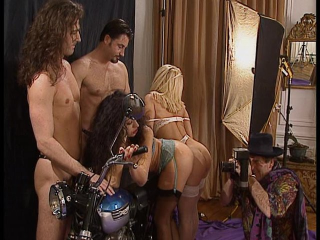 image Photo shoot turns into a fuck fest brazzers