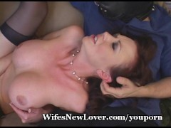 Picture Busty Wife Finally Gets A Good Fuck