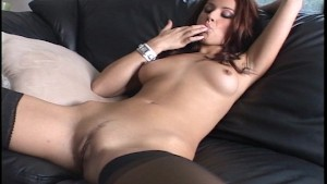 Dani stirs her honey pot until it's hot