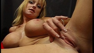 Gorgeous tall blonde fucks and sucks a big black cock