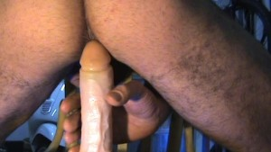 spectacular cock in the ass