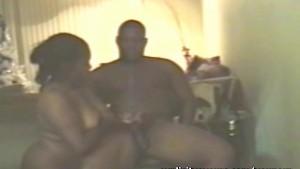 Ebony Couple Homemade Sex Tape