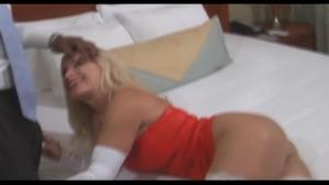 Older Blonde Wife Goes Black - DFWKnight