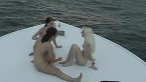 Their first lesbian video