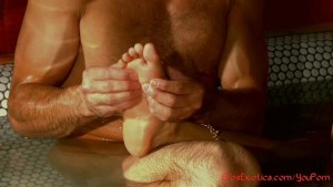 Erotic Foot Worship