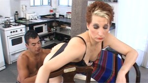 Fetish Fem Dom in the Kitchen - Latin-Hot