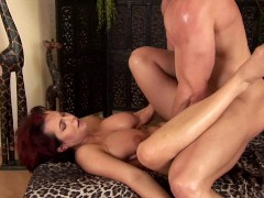 Sexy Redhead Maureen and Her Bouncy Tits - CzechSuperStars