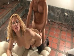 Tranny takes a good dicking - Latin-Hot