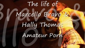Marcello Bravo & Hally Thomas