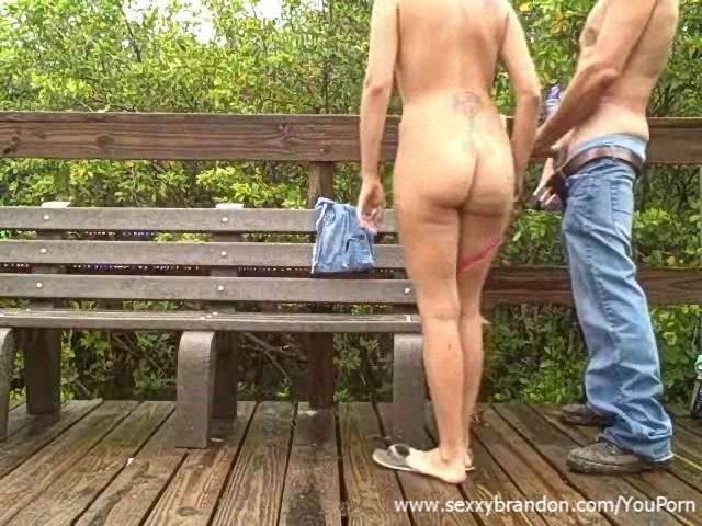 Busted On The Boardwalk: Public Sex