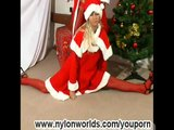 Christmas flexi nylon fun (clip)