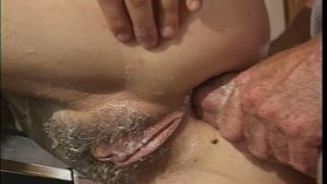 Unshaved pussies