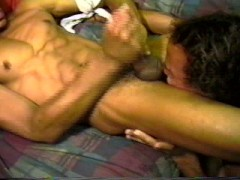 Black gays sucking and rimming plus extra