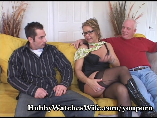Horny Mature Bangs Younger Guy