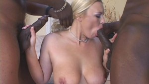 White Wifey Fucked By Black Lovers