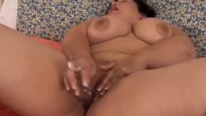 Big tits asian BBW