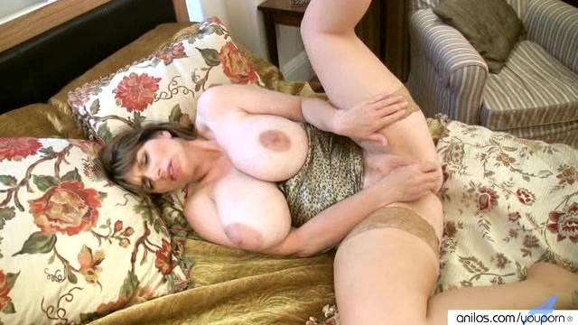 Giant tits make a good milf great