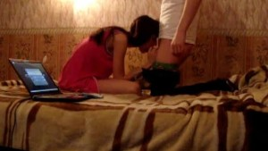 Teen likes to come over and fuck