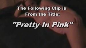 Girlfriend in Pink Lingerie Fucked