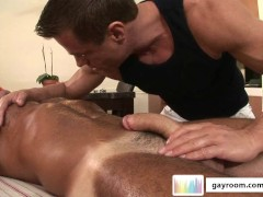 Picture Older Massage Turns Kinky