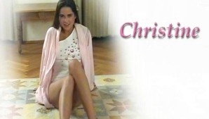 Christine solo on the floor