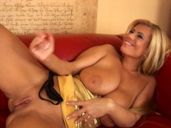 - Lovely MILF Adele with...