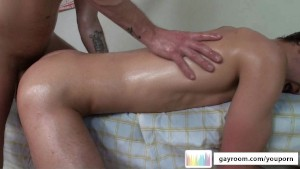 Manly Anal Drill
