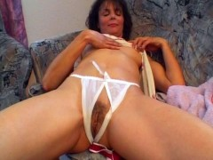 Amateur girl shows off her pussy - Sascha Production